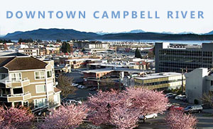 Downtown Campbell River Web Camera