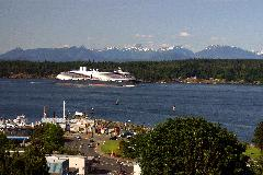 Campbell River Cruise Ships