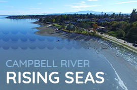 Campbell River Rising Seas